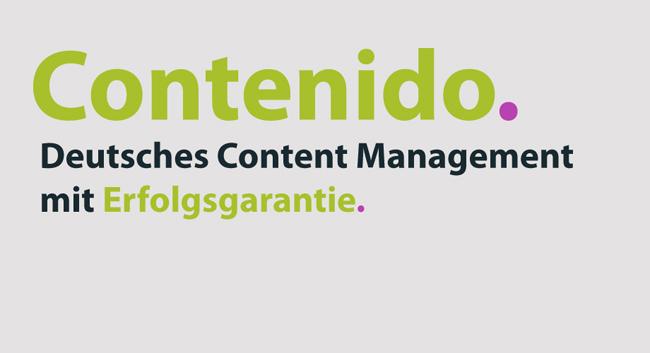 Contenido-Agentur für das Saarland, Rheinland-Pfalz und Baden-Württemberg. Entwicklung von Contenido-Websites und Homepages