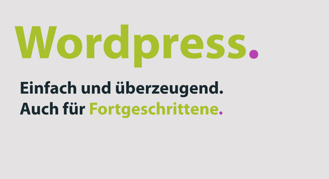 WordPress-Agentur im Raum Saarland Rheinland-Pfalz und Baden-Württemberg. Entwicklung und Realisation von WordPress-Projekten und Websites.