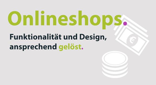 Erstellung von Onlineshops und Homepages im Saarland, Rheinland-Pfalz und Baden-Württemberg. Realisation von Open-Source-Lösungen