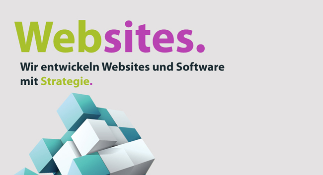 Webentwicklung und Erstellung von Internetseiten und Homepages für das Saarland, Rheinland-Pfalz und Baden-Württemberg